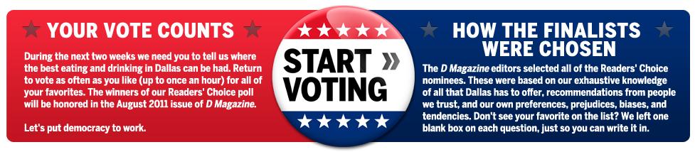 start voting
