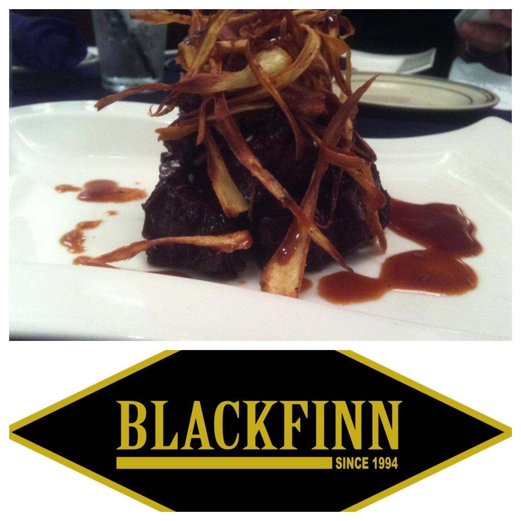 BlackFinn Szechuan Steak Bites