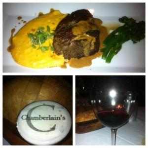 Chamberlain's Steak and Chop House