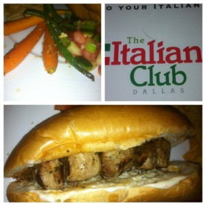 Italian Club: Pork Spiedies