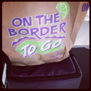 On the Border To Go