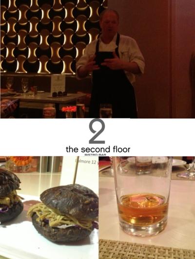 Second Floor Bistro Galleria Dallas Restaurant