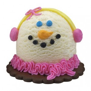 Snow Woman Individual Treat