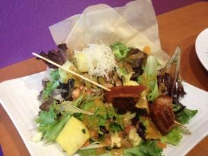 Hawaiian Tuna salad