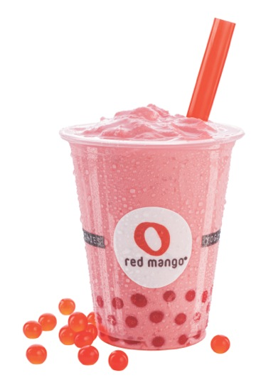 Red Mango's Popping Boba Smoothies - Dallas Food Nerd