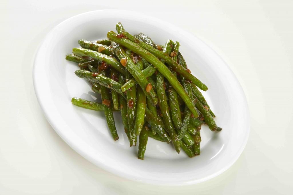 Szechaun Green Beans
