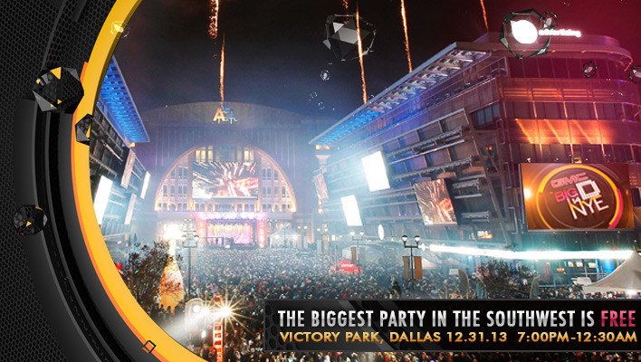 Victory Park New Years with Big D NYE - Live Music - FREE to attend