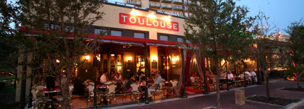 Toulouse Cafe and Bar in Dallas