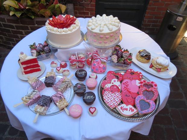 Bread Winners Valentines Day Treats via DallasFoodNerd.com