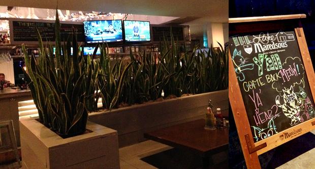 Lake House Bar & Grill in White Rock area of Dallas