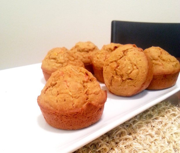 Winter Grapefruit Oatmeal Muffins   DallasFoodNerd