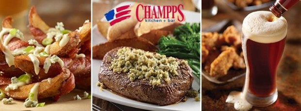 champps grand reopening party in las colinas via dallasfoodnerd.com