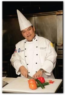 Chef Eddy Thretipthuangsin