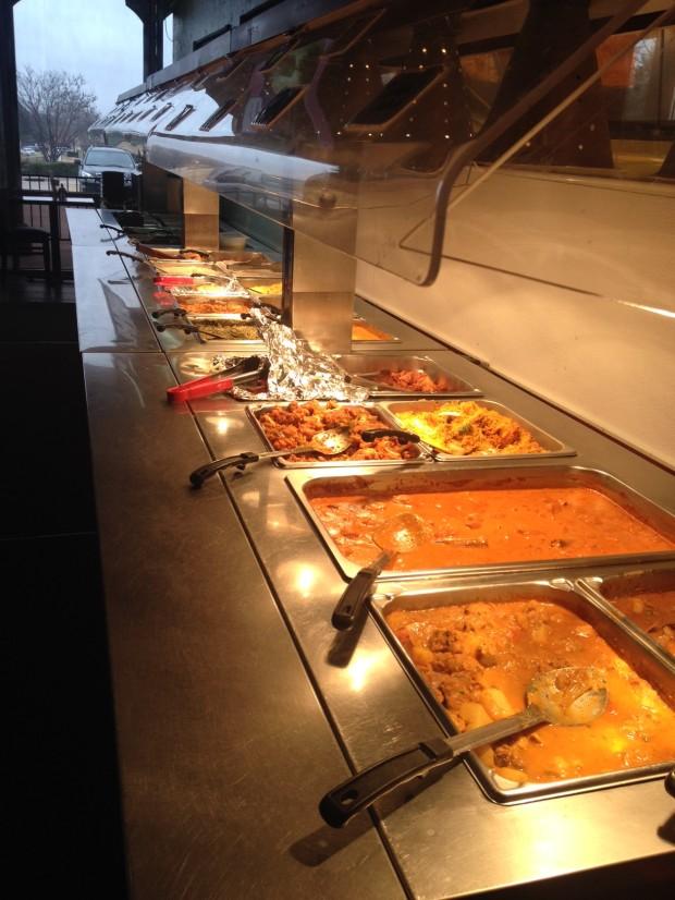 buffet line // dallasfoodnerd.com