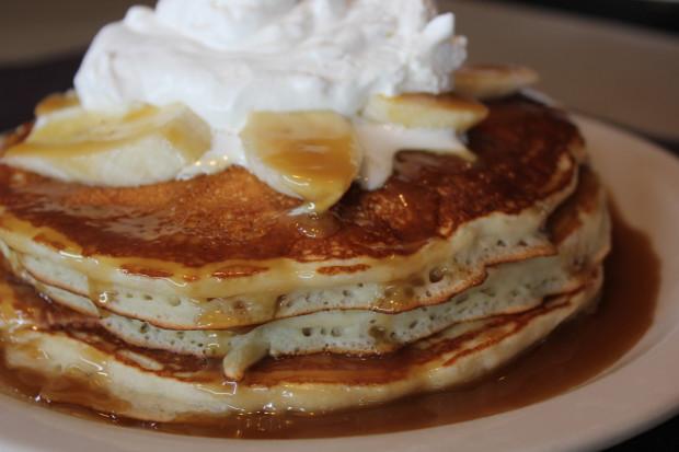 Hefe Weizen Pancakes at FM Smoke House