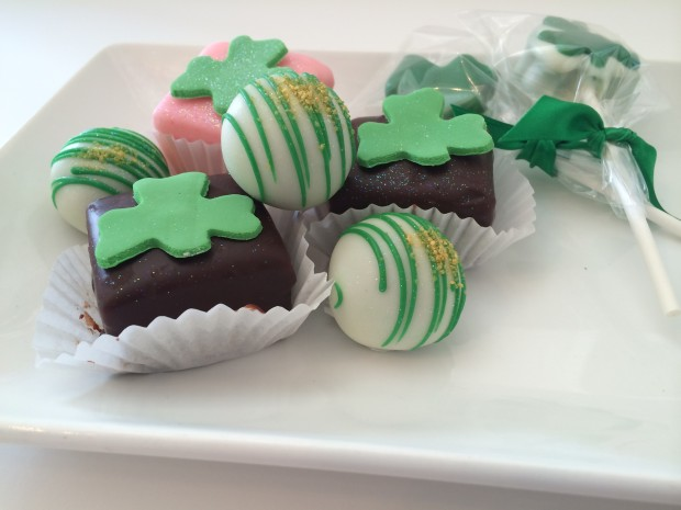 St Patricks Day Tart Bakery