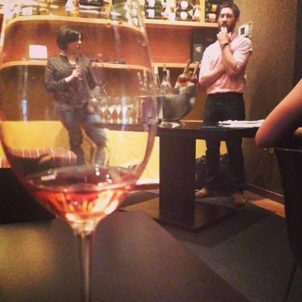 cork wine bar dallas rose pairing