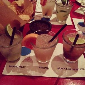 maximo cocktails via dallasfoodnerd.com