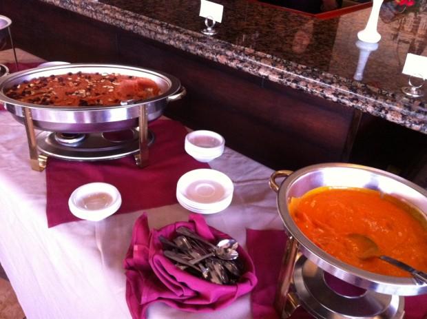 dessert at bombay sizzlers via dallasfoodnerd.com
