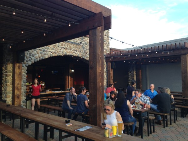 Get Booted at The Glass Boot Biergarten// Dallas Food Nerd