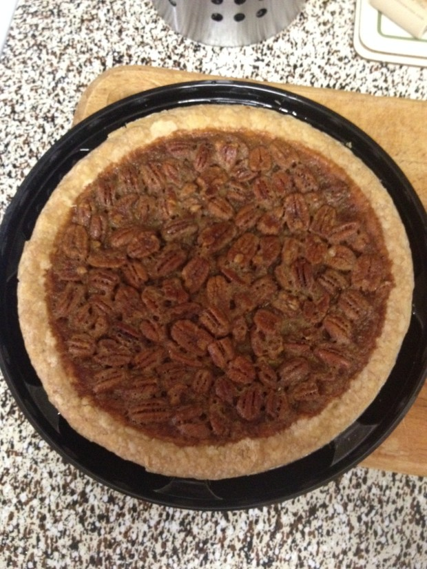 Pecan Pie from HoneyBaked Ham_via dallasfoodnerd.com