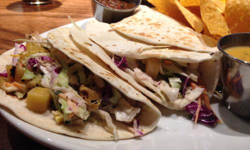 Fish Tacos | 3 Stacks