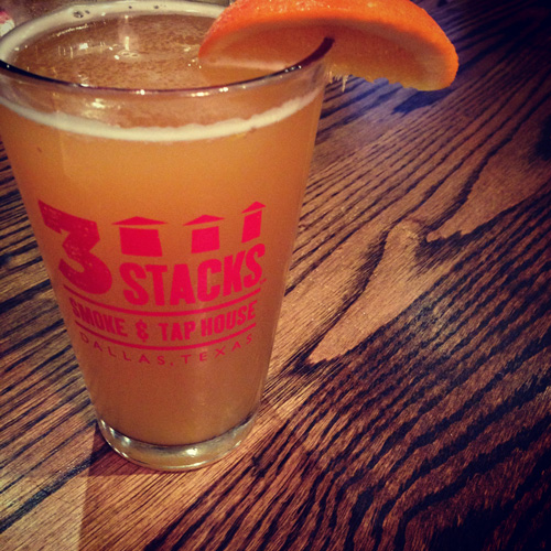 Revolver Blood & Honey Beer | 3 Stacks Smoke & Tap House