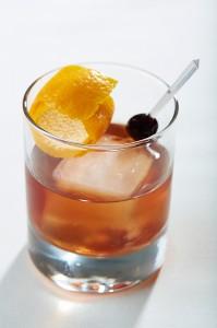 Old Fangled Cocktail via dallasfoodnerd.com