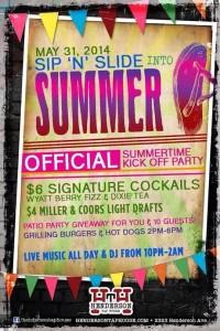 henderson tap house summer party via dallasfoodnerd.com