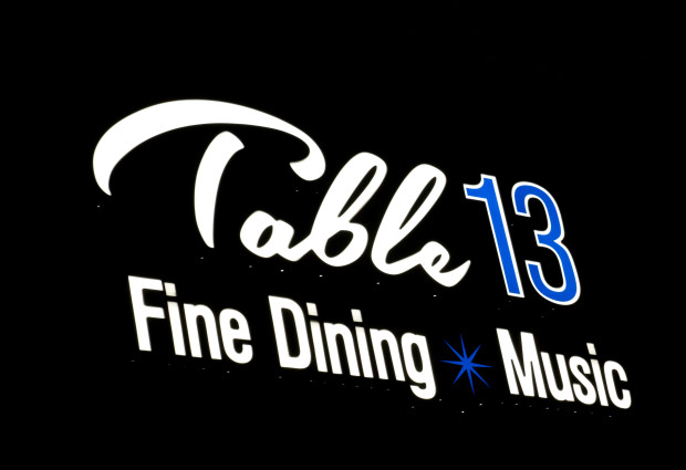 Table 13...NEW upscale restaurant opening in Addison