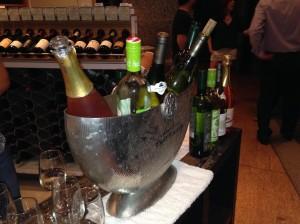 wine at cork wine bar at Dallas via dallasfoodnerd.com