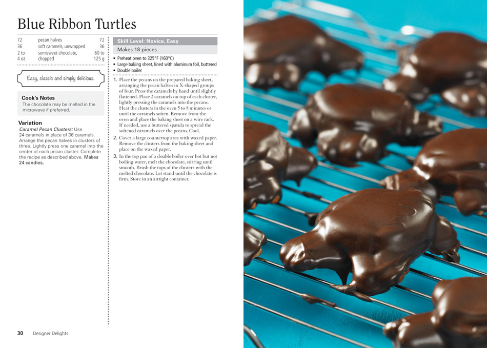 Blue Ribbon Turtles to make at home via dallasfoodnerd.com