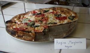 Regina margherita pizza via dallasfoodnerd.com