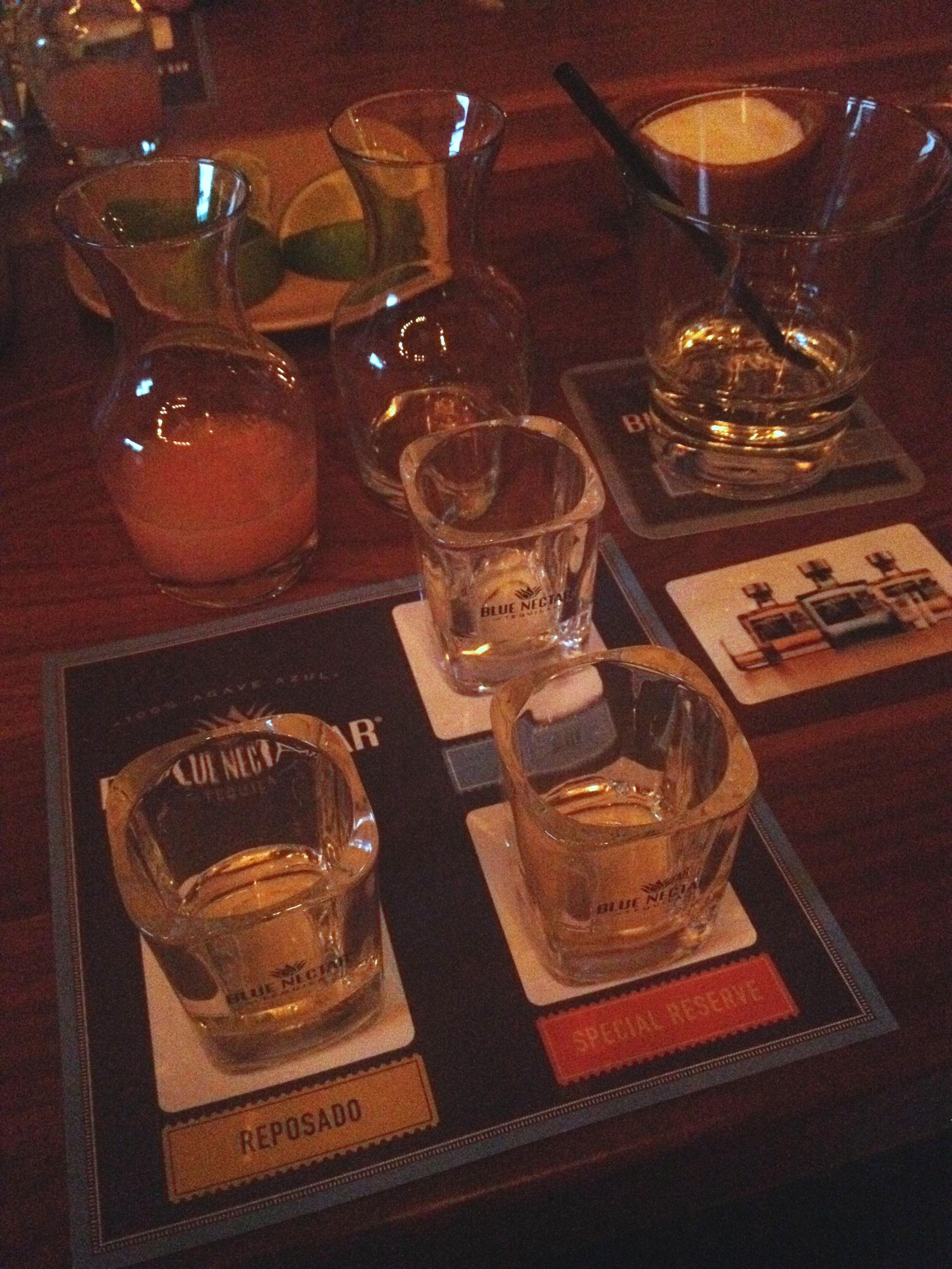 tequila tasting in dallas via dallasfoodnerd.com