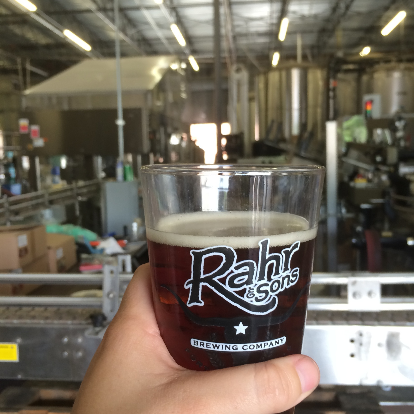 rahr and sons beer tour via dallasfoodnerd.com