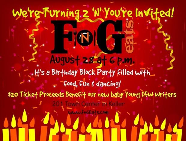 FnG block party via dallasfoodnerd.com