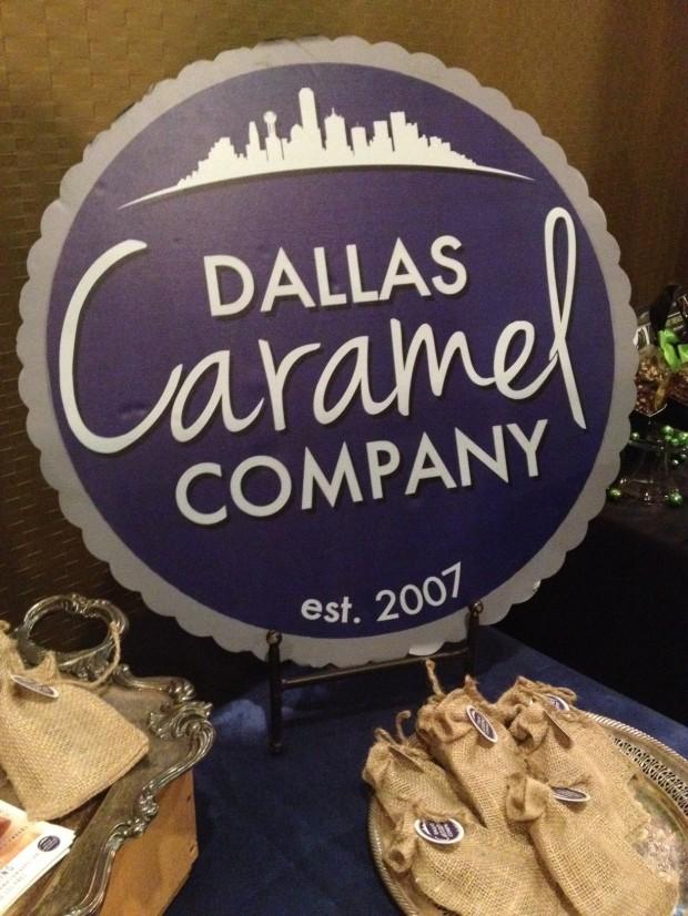 dallas caramel company at the dallas chocolate festival via dallasfoodnerd.com