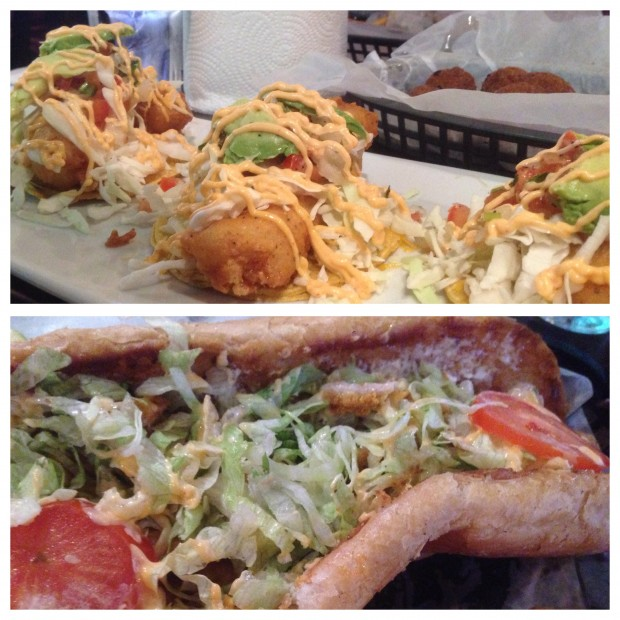 Dirty Cajun is delicious cajun via dallasfoodnerd.com