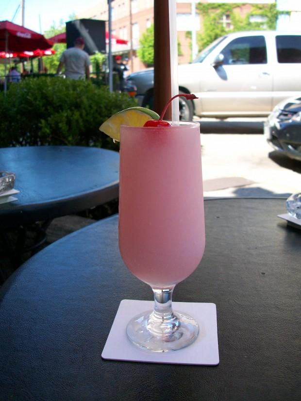 Frozen Cherry Limeade via dallasfoodnerd.com