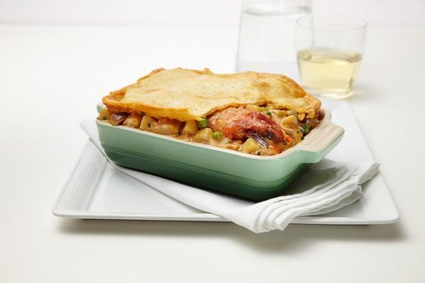 Roy's Restaurant - Signature Lobster Pie via dallasfoodnerd.com