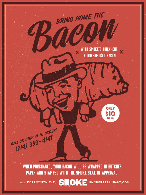 bacon flier