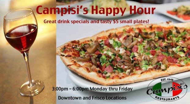 campisi's happy hour via dallasfoodnerd.com