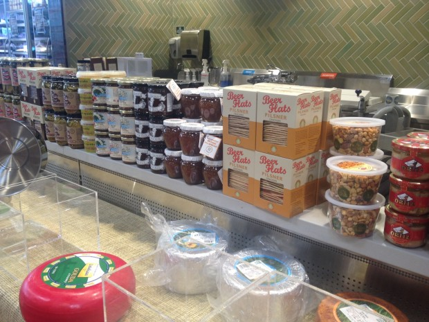 whole foods highland village cheese station via dallasfoodnerd.com