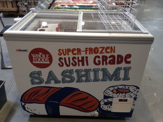 Where To Buy Sushi Grade Fish Whole Foods