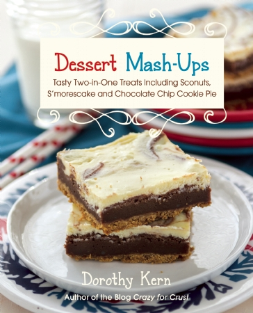 dessert mash-ups book review and giveaway via dallasfoodnerd.com