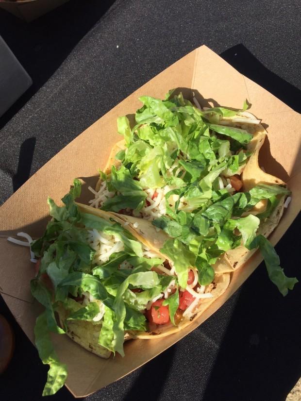 Chipotle chicken tacos via dallasfoodnerd.com