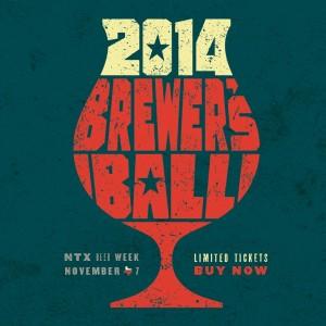 brewers ball - NTX Beer Week via dallasfoodnerd.com