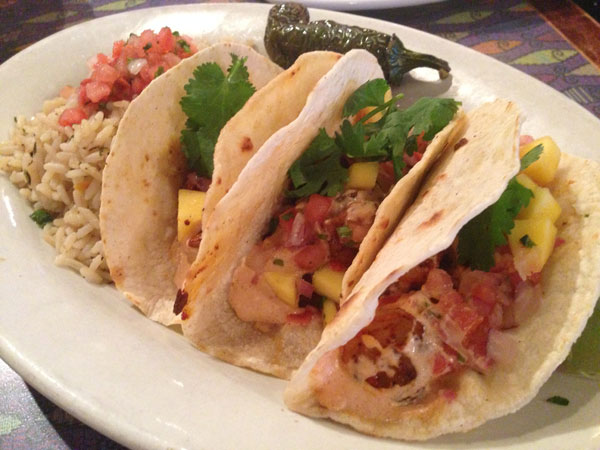 Shrimp Street Tacos: - FIsh City Grill