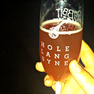 Rabbit Hole Brewing's Hole Lang Syne