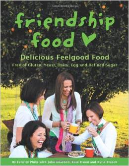 friendship food book giveaway via dallasfoodnerd.com